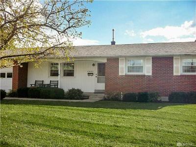 Vandalia Single Family Home For Sale: 1067 Neri Avenue