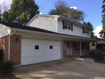 Kettering Single Family Home For Sale: 5385 Bigger Road