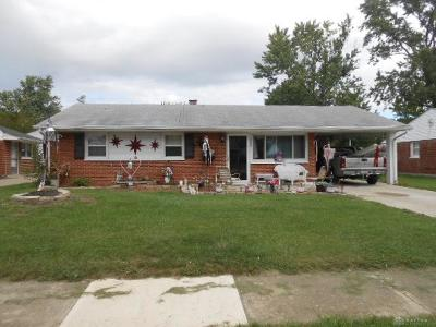 Vandalia Single Family Home For Sale: 559 Adeline Avenue