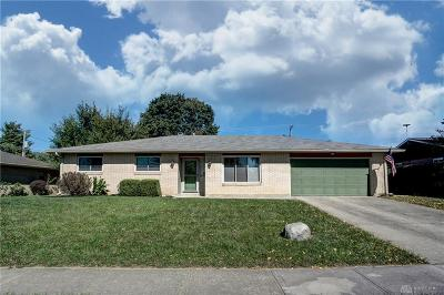 Englewood Single Family Home Active/Pending: 786 Browning Avenue