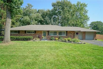 Centerville Single Family Home For Sale: 9226 Stephanie Street