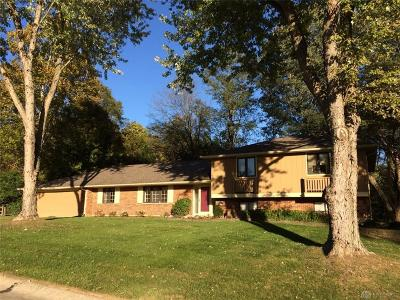 Centerville Single Family Home For Sale: 7980 Stanley Mill Drive