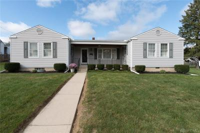 Dayton Single Family Home For Sale: 2149 Culver Avenue