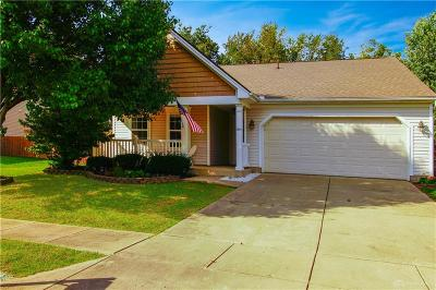 Xenia Single Family Home For Sale: 2254 Dundee Drive