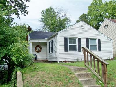 Middletown Single Family Home For Sale: 2413 Superior Avenue