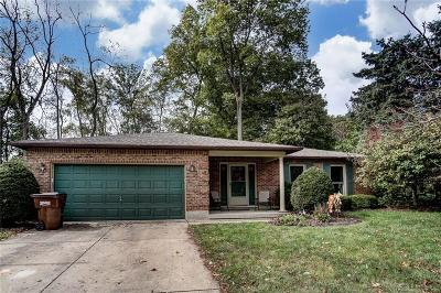 Beavercreek Single Family Home Active/Pending: 1945 Highgate Court