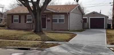 Xenia OH Single Family Home For Sale: $94,900