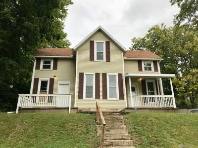 Single Family Home For Sale: 2416 Lagonda Avenue