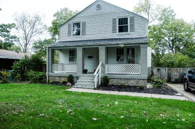 Dayton Single Family Home For Sale: 2767 South Boulevard