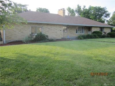 Dayton Single Family Home For Sale: 3299 Hillpoint Lane