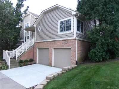 Beavercreek Condo/Townhouse For Sale: 3411 Darbyshire Drive