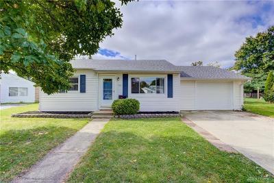 New Carlisle Single Family Home For Sale: 507 Church Street