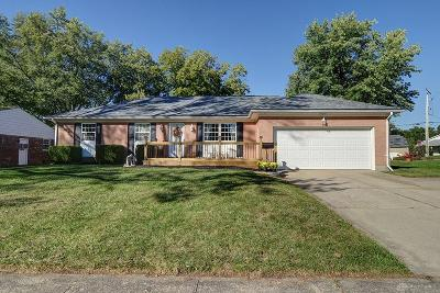 Miamisburg Single Family Home For Sale: 1351 Warwick Drive