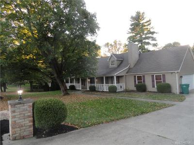 Bellbrook Single Family Home Active/Pending: 1135 Little Sugarcreek Road