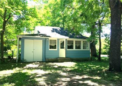 Miamisburg Single Family Home For Sale: 6058 (Aka 6080) Hill Avenue