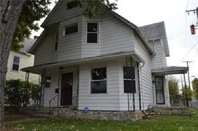 Single Family Home For Sale: 724 Fountain Avenue