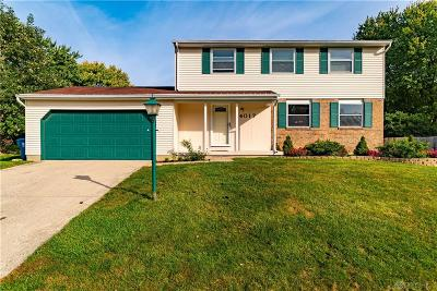 Clayton Single Family Home Active/Pending: 4017 Rundell Drive