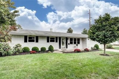 Kettering Single Family Home Active/Pending: 1265 Cloverfield Avenue