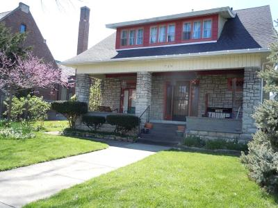 Dayton Single Family Home For Sale: 719 Troy Street