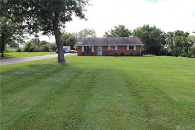 Miamisburg Single Family Home For Sale: 7212 Manning Road