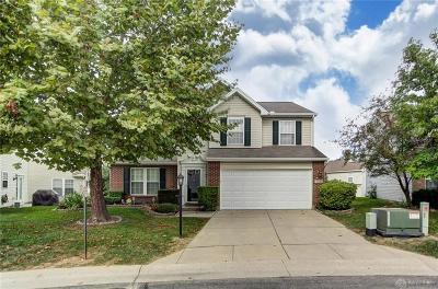 Beavercreek Single Family Home For Sale: 3610 King Henry Drive