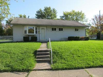 Dayton Single Family Home For Sale: 1630 Elaine Street