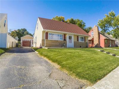 Dayton Single Family Home Active/Pending: 1741 Brownell Road