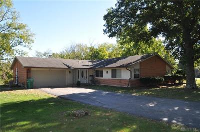 West Milton Single Family Home Pending/Show for Backup: 34 Williams Drive