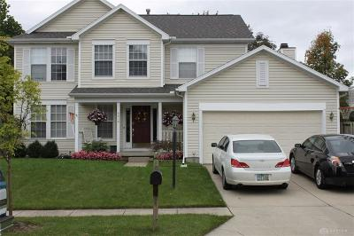 Dayton Single Family Home For Sale: 6414 Ring Neck Drive