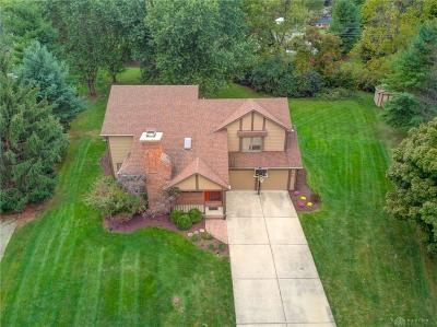 Bellbrook Single Family Home Active/Pending: 1695 Sugar Run Trail