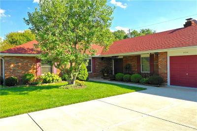 Kettering Single Family Home Active/Pending: 2256 Andrew Road