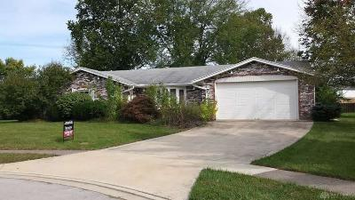 Englewood Single Family Home Active/Pending: 4203 Delta Court