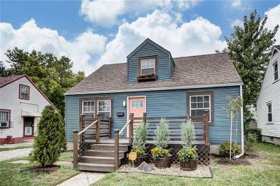 Dayton Single Family Home For Sale: 237 Smith Street