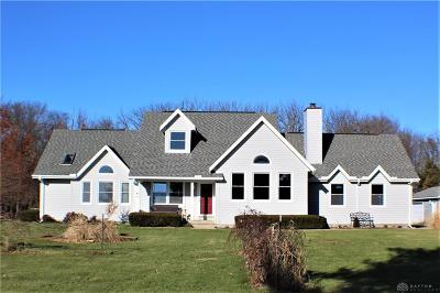 Springfield Single Family Home For Sale: 820 Sparrow Road