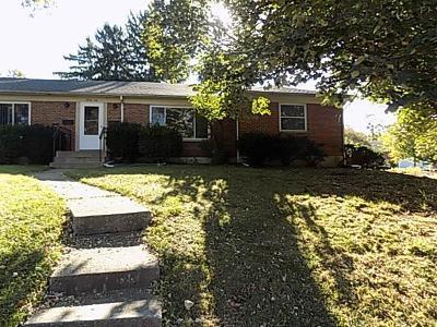Kettering Single Family Home For Sale: 1824 Schantz Avenue