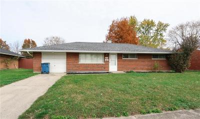 Dayton Single Family Home For Sale: 4373 Lambeth Drive