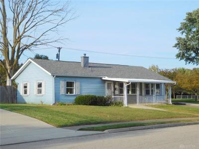 Vandalia Single Family Home For Sale: 809 Foley Drive