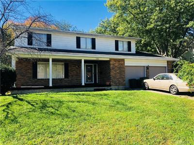 Dayton Single Family Home For Sale: 6426 Waywind Drive