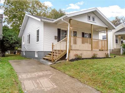 Dayton Single Family Home For Sale: 2216 Brookline Avenue