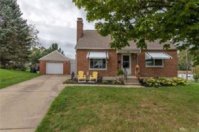Miamisburg Single Family Home Active/Pending: 441 Early Drive