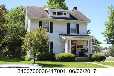 Springfield Single Family Home For Sale: 105 1st Street