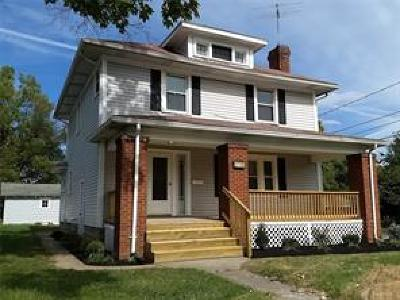 Single Family Home For Sale: 2736 High Street