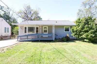 Middletown Single Family Home For Sale: 808 Eaton Avenue