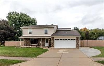 Fairborn Single Family Home For Sale: 912 Handfield Court