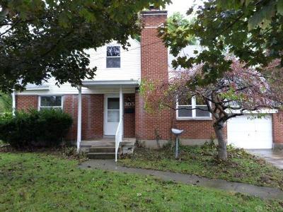 Dayton Single Family Home Active/Pending: 305 Anniston Drive