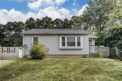 Xenia Single Family Home For Sale: 239 Monroe Drive