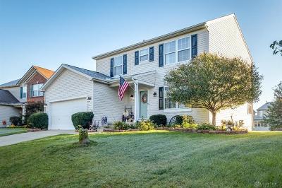 Dayton Single Family Home For Sale: 6718 Serrell Lane
