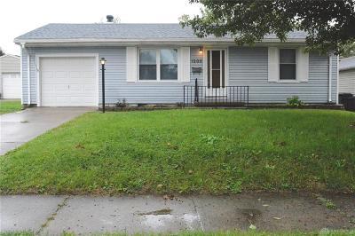 Middletown Single Family Home For Sale: 1203 Short Street