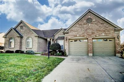 Miamisburg Single Family Home For Sale: 1386 Hidden Creek Road