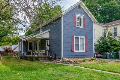 Troy Single Family Home For Sale: 615 Summit Avenue